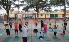 Festival Vida, en el colegio San Gil de Cuéllar