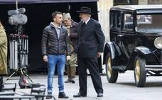 Los veteranos legionarios ven en la película de Amenábar rodada en Salamanca un cúmulo de «odios y mentiras»