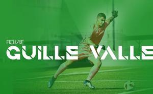 El CD Guijuelo firma al portero Guille Vallejo procedente del Valladolid B