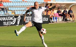 El Salamanca CF renueva al mexicano Chatón Enríquez para la temporada 2019-2020