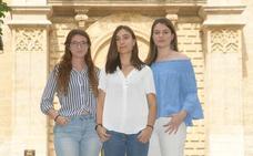 Tres jóvenes vallisoletanas compiten en un concurso de emprendimiento internacional con un proyecto de consultora ecológica