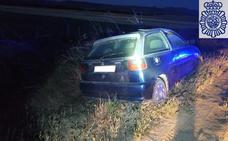 Detenido tras una persecución policial, robar un coche y agredir a la policía