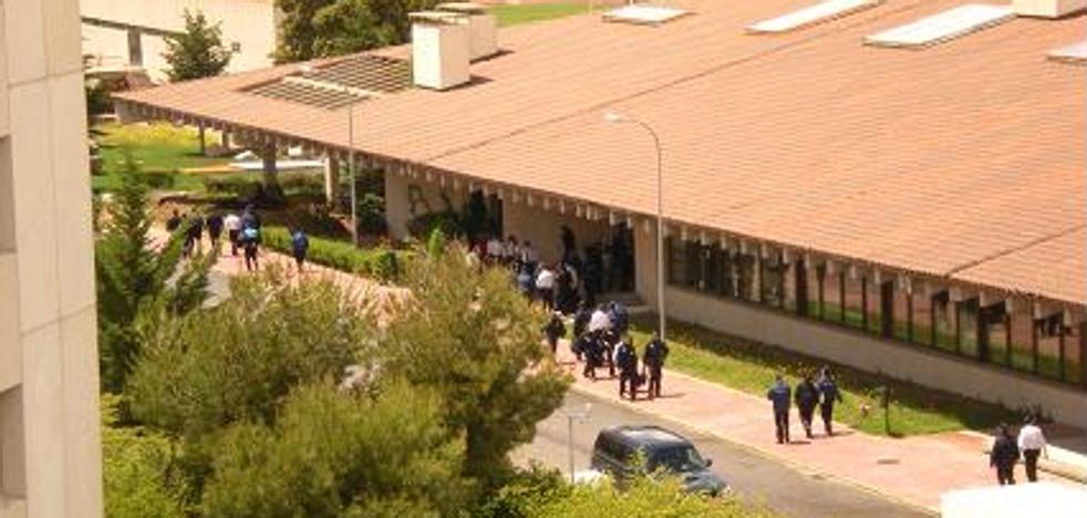 La mesa electoral de las elecciones al Consejo de la Policía más numerosa de España está en Ávila