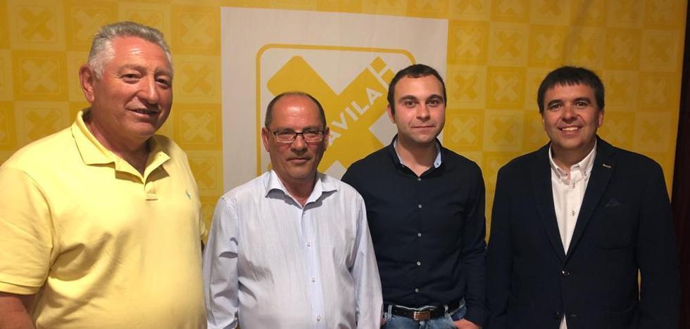 Partido Popular y Por Ávila eligen a sus representantes en la Diputación