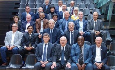 El salmantino José Ignacio Hernández formará parte de la Comisión de Competiciones de FIBA Europa