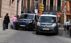 Operación antidroga de la Policía Nacional en Segovia