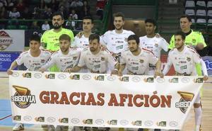 El Segovia Futsal desaparecerá el 30 de junio tras agotar todas las vías