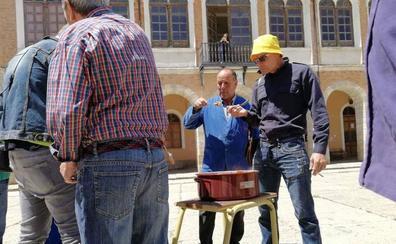 Tiedra celebra sus fiestas populares del Corpus Christi