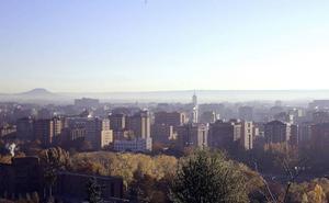 Se desactiva la situación preventiva de contaminación por ozono en Valladolid