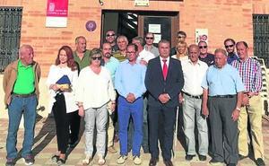 San Martín de Valvení homenajea a los alcaldes de la democracia