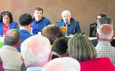 El sacerdote claretiano Eugenio Oterino pregona las fiestas de Villalba