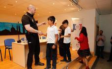 Los escolares salmantinos aprenden a manejar Internet con seguridad