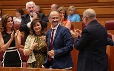 Las Cortes echan a andar con fricciones entre PP y Cs por las parcelas del Gobierno