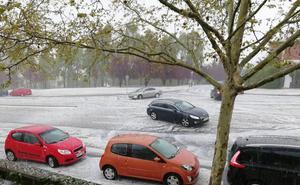 Las tormentas despedirán hoy una primavera que dará paso a un verano cálido y seco en Valladolid