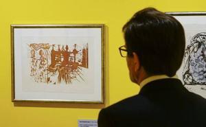 La Casa Lis prorroga la exposición de Picasso, Miró y Dalí hasta el 14 de julio