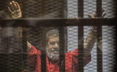 Morsi, morir en el tajo