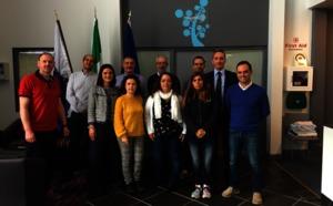 La USAL asiste en Irlanda a la reunión del proyecto europeo Erasmus + 'GET UP'