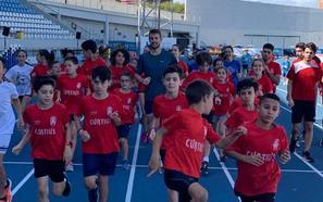 Álvaro de Arriba se prueba hoy en el XV Meeting Iberoamericano de Huelva