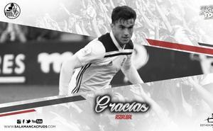 El delantero Asdrúbal no continuará en el Salamanca CF