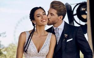 La foto más familiar de la boda de Pilar Rubio y Sergio Ramos