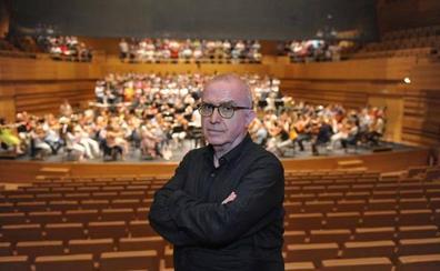 Jordi Casas: «Cantar con la OSCyL es un lujo para los coros de Castilla y León»
