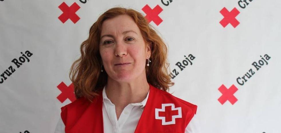 Eva Alemán, nueva presidenta de Cruz Roja en Palencia