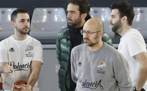 Omid Etemad, Rubén Camacho y Marc Larriba continúan en el Palencia Baloncesto