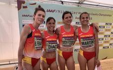 La salmantina Gema Martín, seleccionada por España para la Copa de Europa de Londres de 10.000 metros