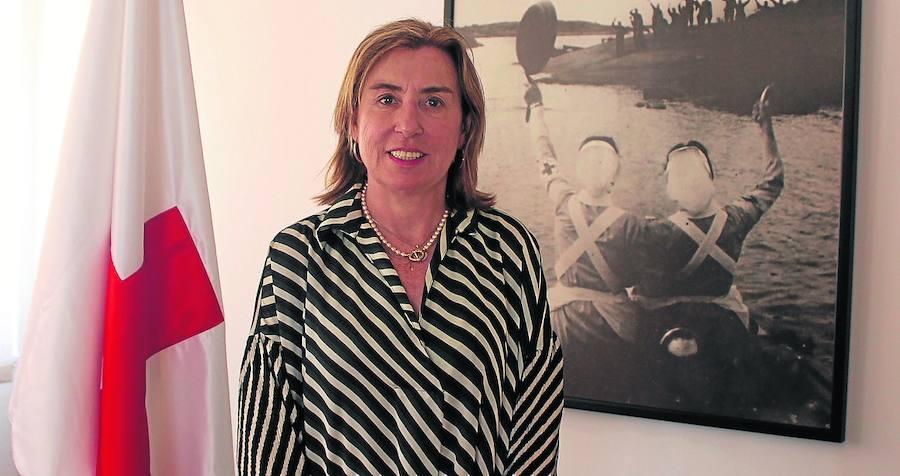 Rosa Urbón: «Quien mueve las piernas mueve el corazón, y quien mueve el corazón es solidario»