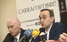 Hugo López, ante su reto de entrenar en Valladolid