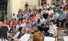 Baltanás celebra el día de la música