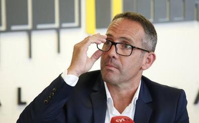 Gorka Etxeberria: «La prioridad en Unionistas CF ahora son un central y un mediocentro»