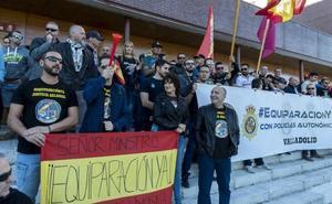 Dos agentes vallisoletanos entran en el Consejo de la Policía en representación del sindicato Jupol