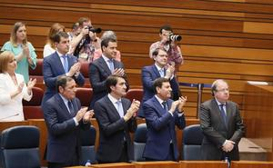 La ceremonia del aplauso