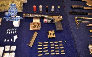 La Policía Nacional desarticula un punto de venta de droga en Palencia