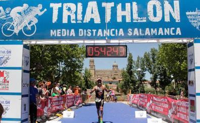 El Nacional de Triatlón Larga Distancia de Salamanca también será cita copera