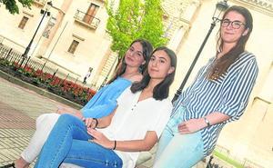 Tres alumnas de la UVA ganan un concurso internacional de emprendimiento con su proyecto de consultora ecológica