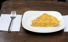 El arte de la tortilla española