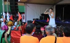 El pregón de Sara Escudero abre las fiestas de Cabrerizos
