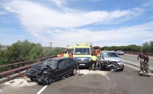 El hombre fallecido en Valladolid tras una colisión frontal circulaba en sentido contrario