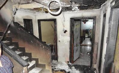 A prisión un camello por incendiar un edificio en Valladolid para cobrar una deuda de 20 euros