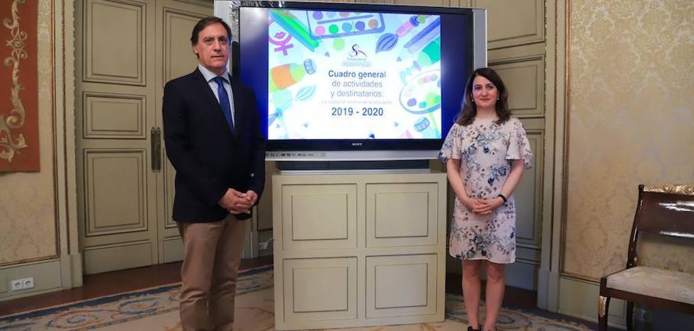 El Consistorio de Salamanca oferta 316 actividades para escolares, profesores y familias