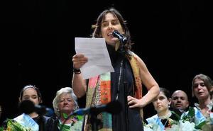 Ana Zamora reivindica Segovia como «referencia en las artes escénicas»