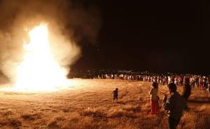 El Zurguén acoge mañana por la noche la tradicional hoguera de San Juan de Salamanca