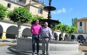 La pasarela sobre el Águeda en Ciudad Rodrigo estará en funcionamiento los primeros días del mes de julio