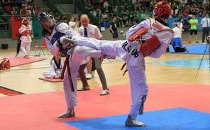 El escaparate del taekwondo