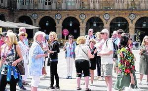 Récord de viajeros, ocupación, estancia media y pernoctaciones en la capital salmantina