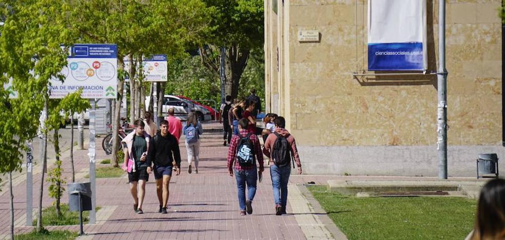 Estudiar en la USAL cuesta hasta un 37% más que en Extremadura y un 27% más que en Andalucía
