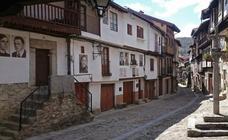 Mogarraz, el pueblo salmantino de los retratos