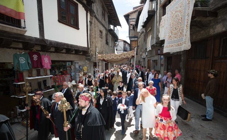 Corpus de la Alberca (Salamanca)